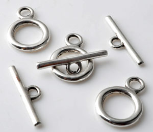 Code: D10637    --- Fermoir 2 Pcs. Metal---